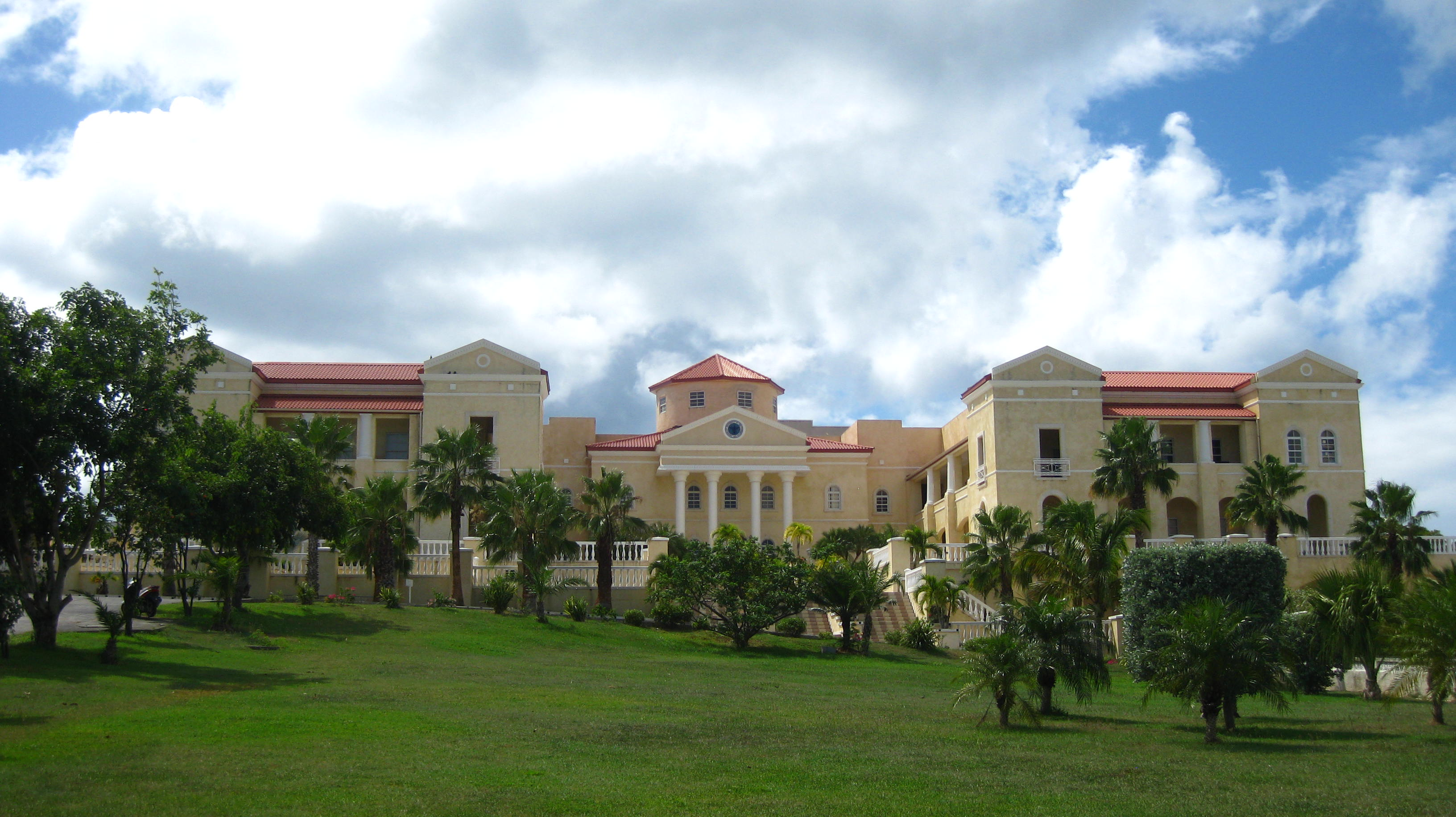 AUC Basic Sciences Campus