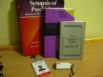 Books, ID, Pocket alarm... I'm set!