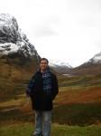 Glen Coe, in the Scottish Highlands