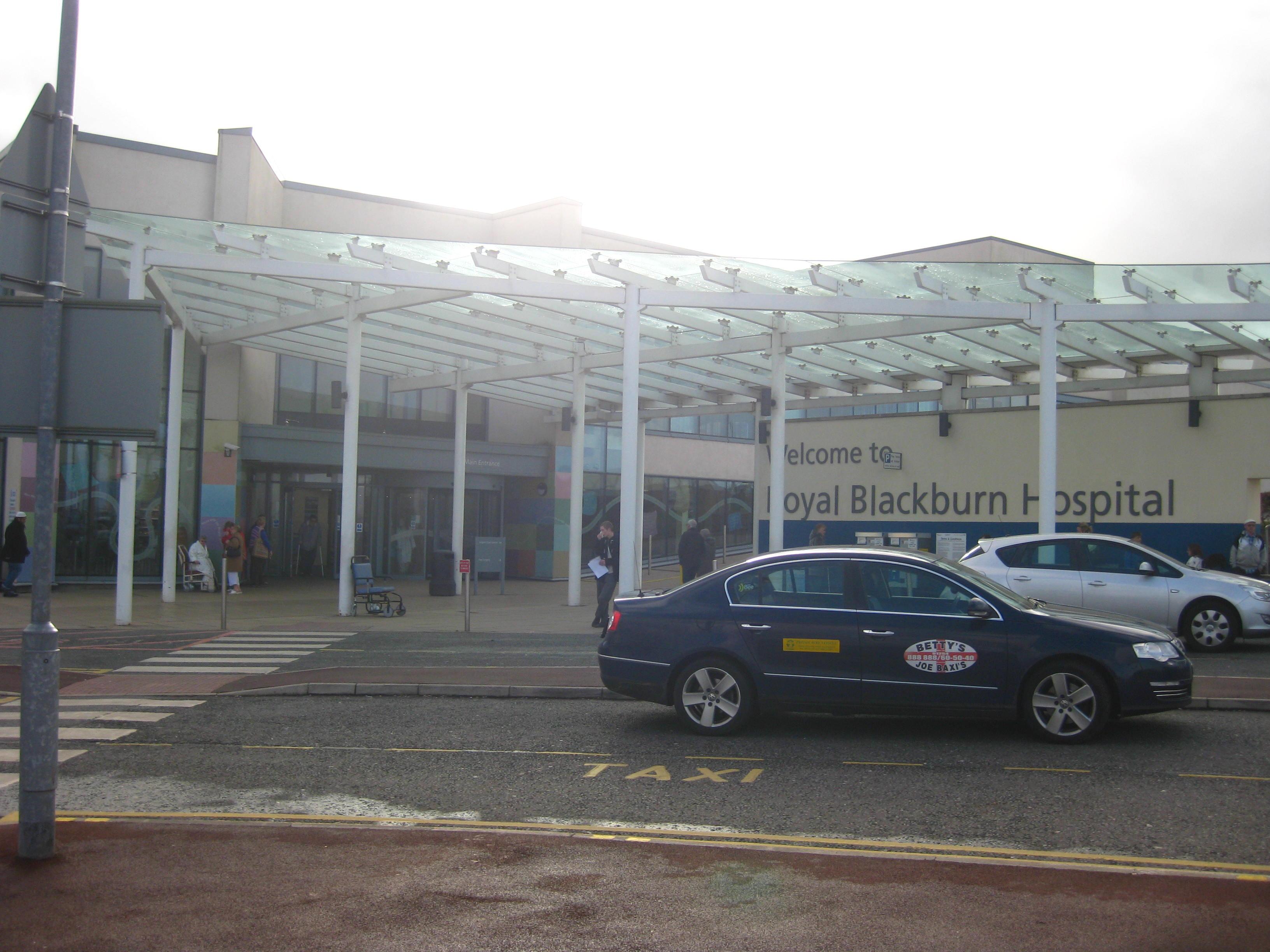 Royal Blackburn Hospital