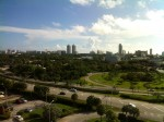 View of North Miami Beach from Mt. Sinai Hospital