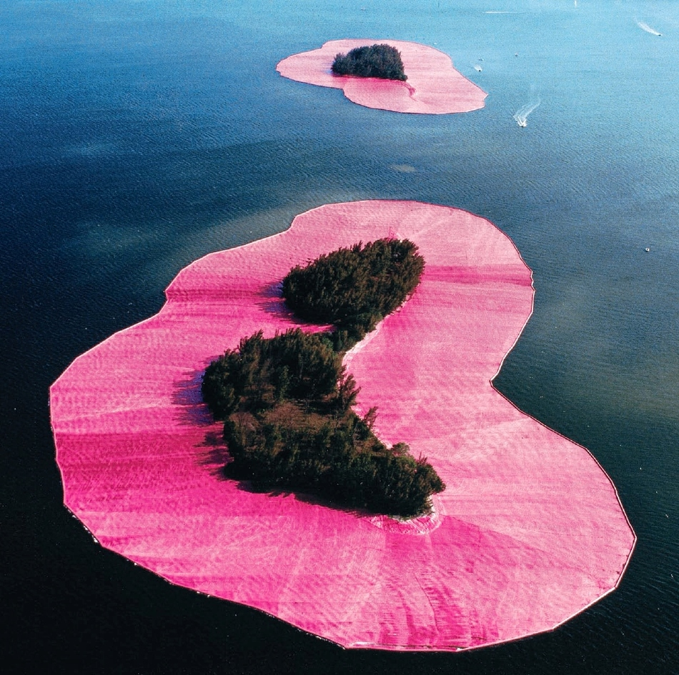 Christo-and-Jeanne-Claude-Surrounded-Isl