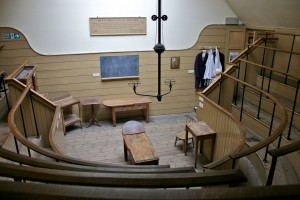 Old Operating Theatre Museum in London. Photo by Mike Peel.