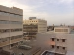 View from the Medical Center