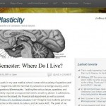 My Plasticity: Spencer shares his dilemmas, decisions, and accounts in his journey to become a doctor. Check out this great AUC med student blog!