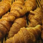 Croissants at Sarafina's