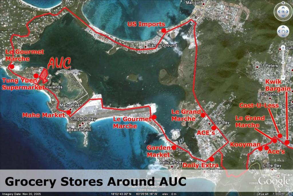 Grocery St Maarten