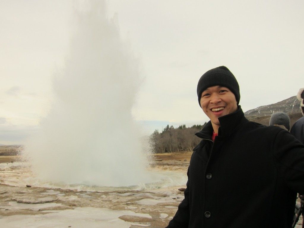 Strokkur geyser